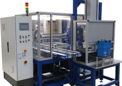 Automatisierungstechnik 03 Prüfanlage